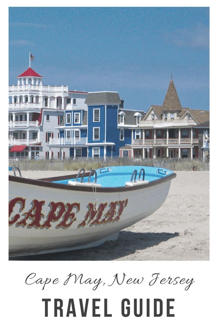 Una guía de viaje para Cape May, Nueva Jersey –