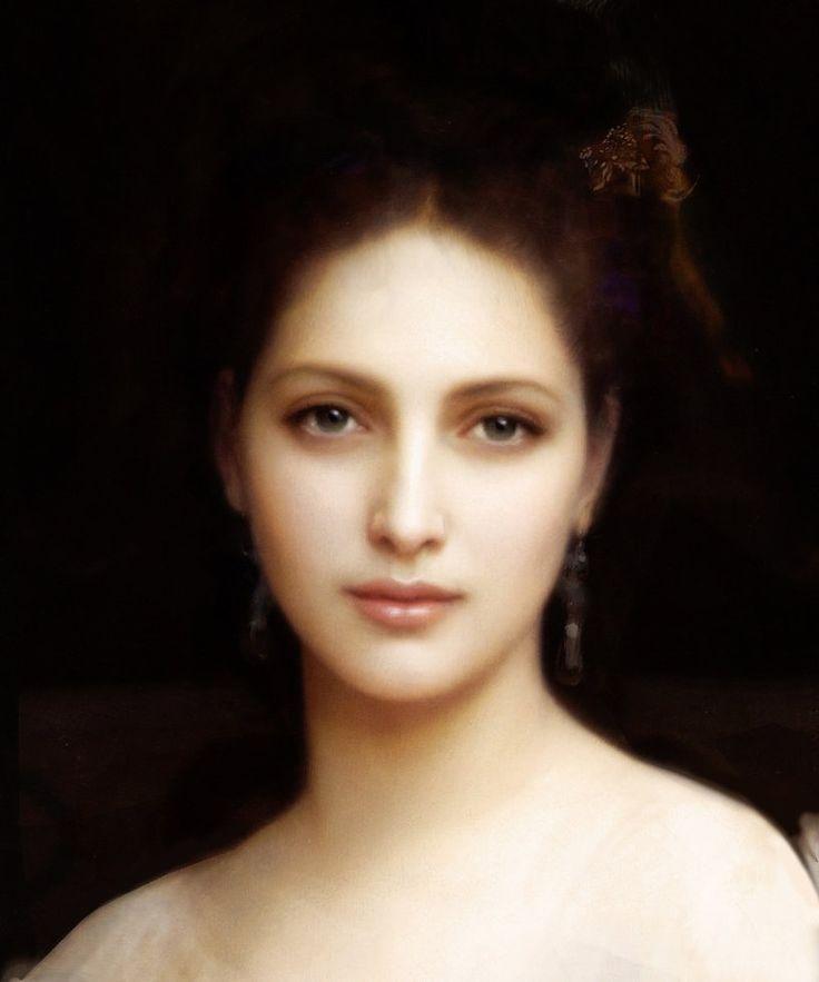 Not a Bouguereau painting - Aphrodite 010. Image digitale par Alexander T. Scaramanga (askar) sur DeviantArt