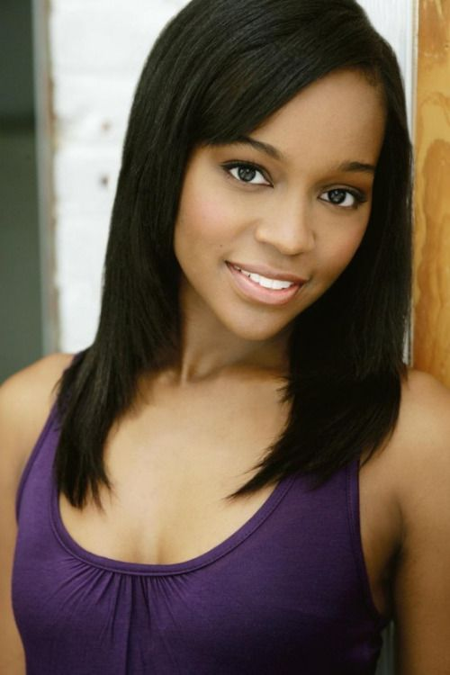27 Best Images About Young Black Actresses Headshots On