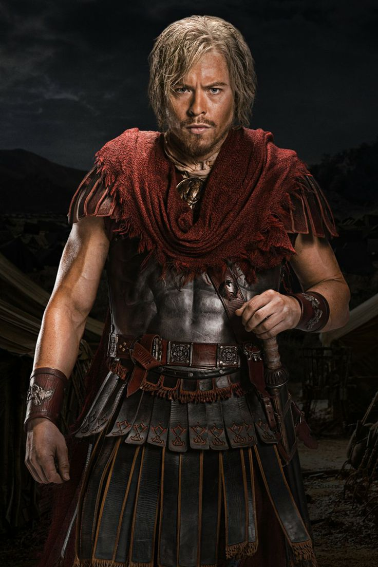 Laurence olivier spartacus quotes - Todd Lasance In Spartacus War Of The Damned