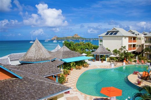 Your Resort For a Day in St. Lucia