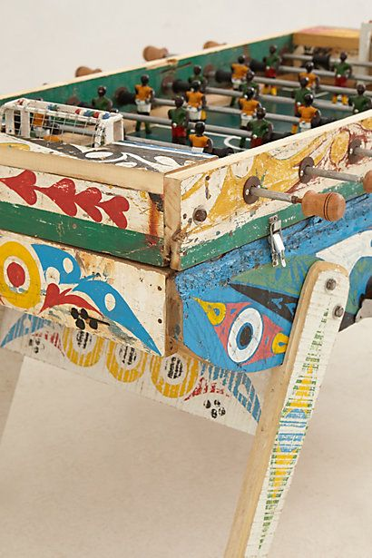 Coolest Foosball Table Ever