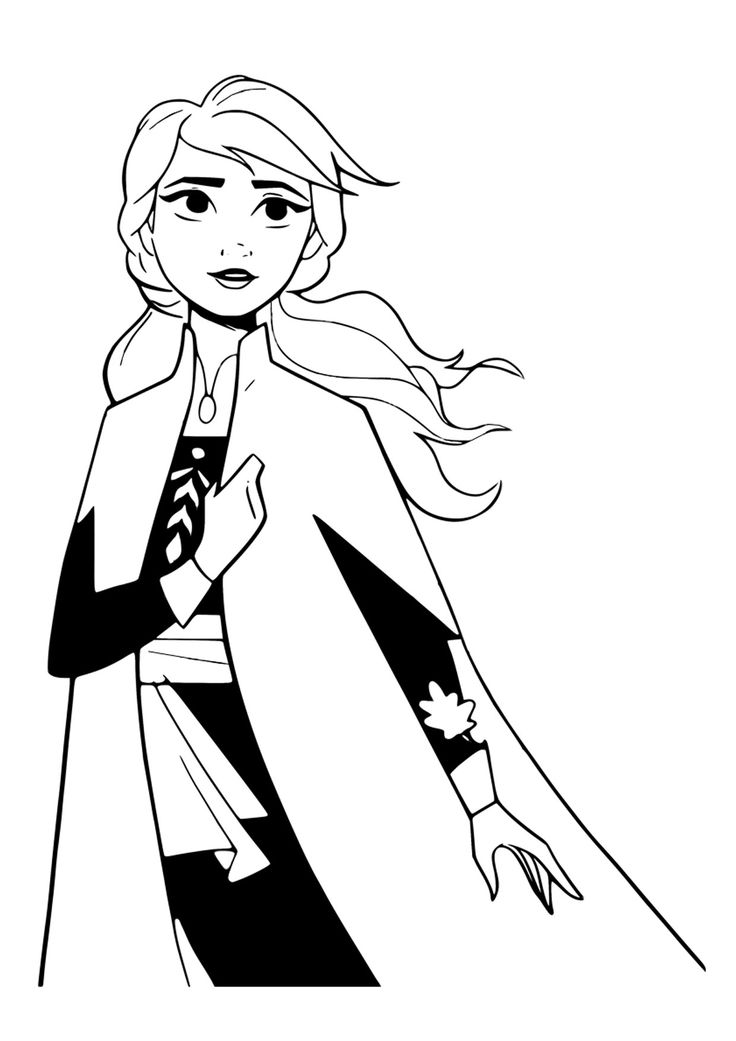 16++ Queen anna frozen coloring pages info