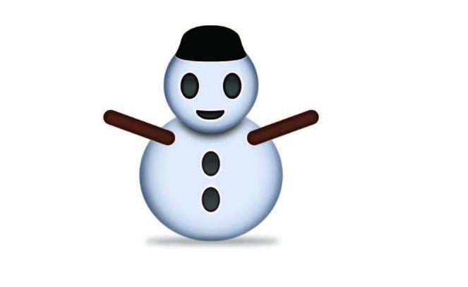 SNOWMAN  #emoji  https://www.emojimantra.com/