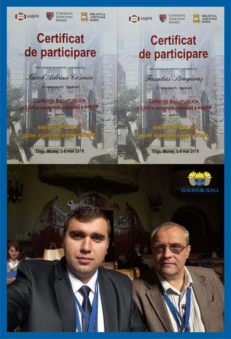 Conferința națională BiblioPUBLICĂ !!! Târgu Mureș, 5-6 mai 2016