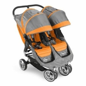 Baby Jogger 2011 City Mini Double Stroller, Orange/Gray (Baby Product)    http://www.alphaurl.net/r.php?p=B003WIYO2C