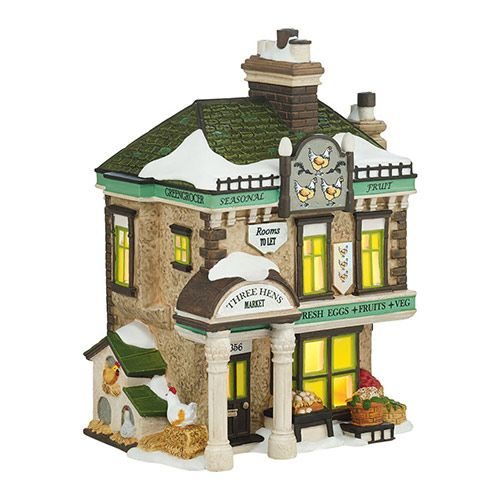 1000 images about dept 56 dickens village series for Department 56 dickens village most valuable