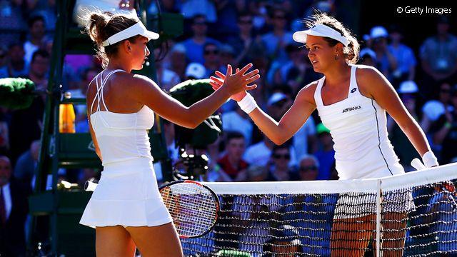 Infrangere soc pentru Simona Halep in primul tur la Wimbledon - http://fthb.ro/infrangere-soc-pentru-simona-halep-in-primul-tur-la-wimbledon/