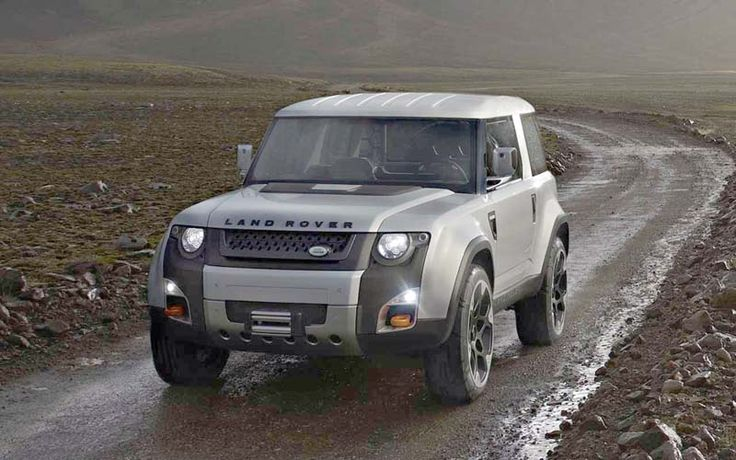 2017 Land Rover Defender