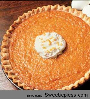 Miss Robbie shares her Sweet Potato Pie Recipe