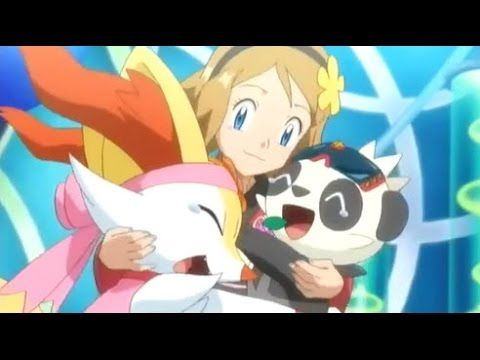 [FULL] Pokemon X and Y Episode 79    Tairenar and Yancham!