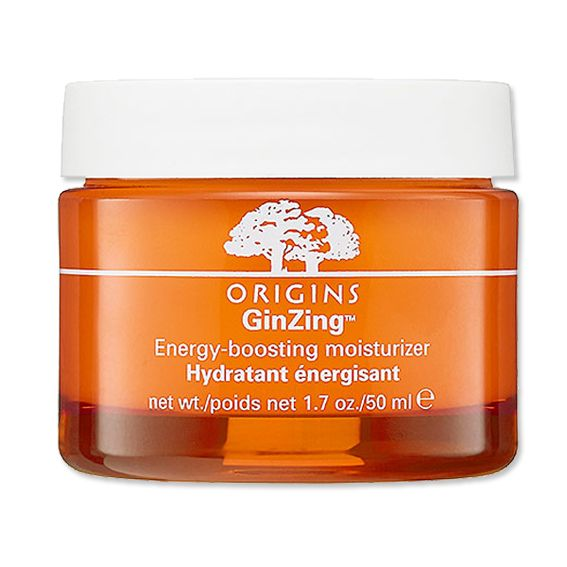 10 Products that Make You Look More Awake - Origins GinZing energy boosting moisturiser