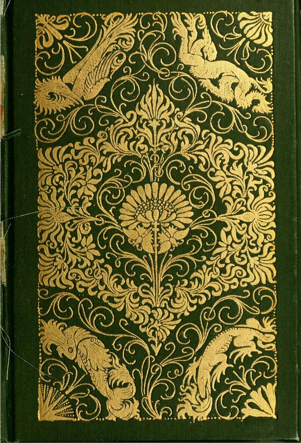 Book Cover of Nature in Ornament by Lewis F Day 1892 | Flickr - Photo Sharing!