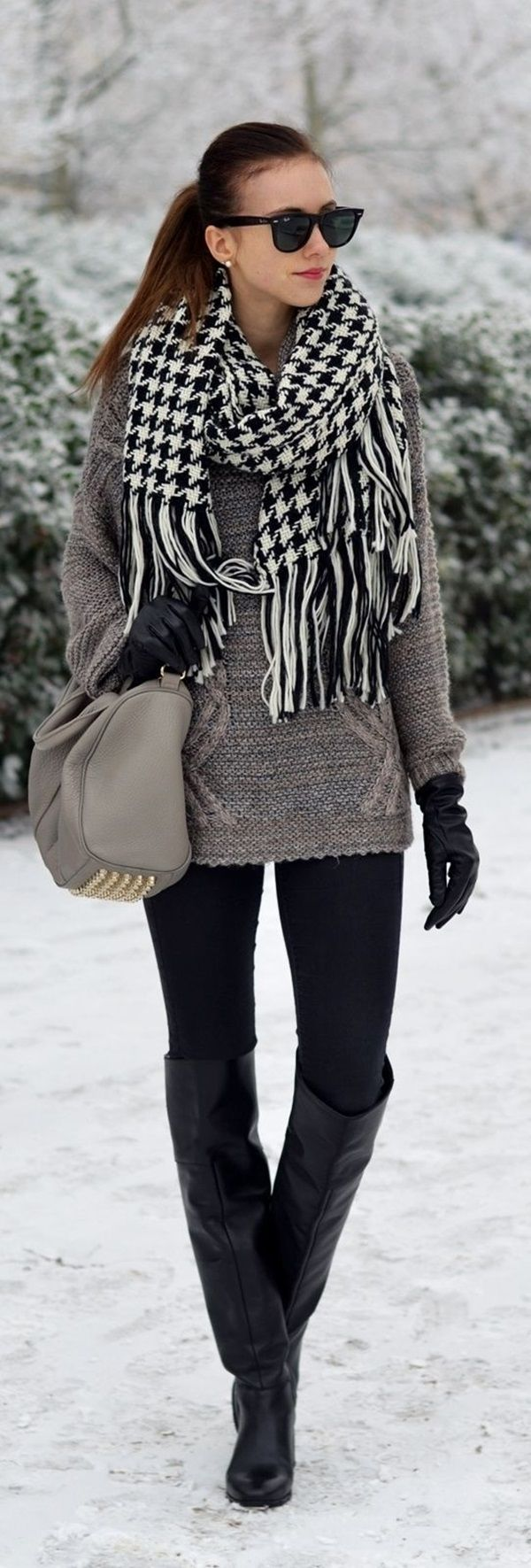 40 Stylish Fall Outfits For Women | http://fashion.ekstrax.com/2014/09/stylish-fall-outfits-for-women.html