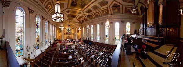 Assumption Church - Sacraments and Worship
