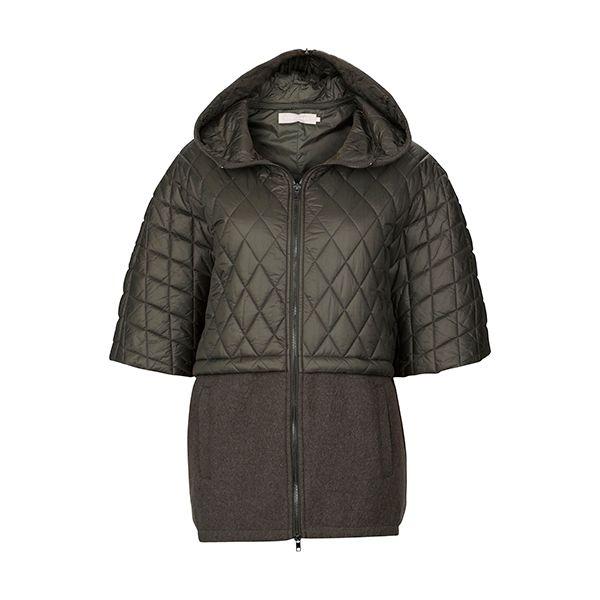 #Stefanel quilted jacket from #DesignerOutletParndorf