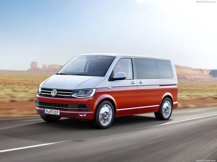 Volkswagen Multivan – Version BlueMotion – STNA Plessis