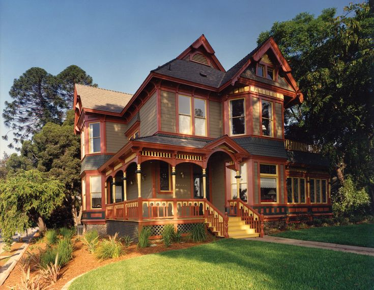 Best Architecture Images On Pinterest House Styles American