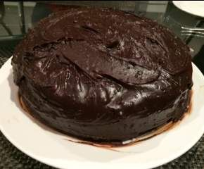 Recipe Easy Chocolate Fudge Cake by Tracy1602 - Recipe of category Baking - sweet