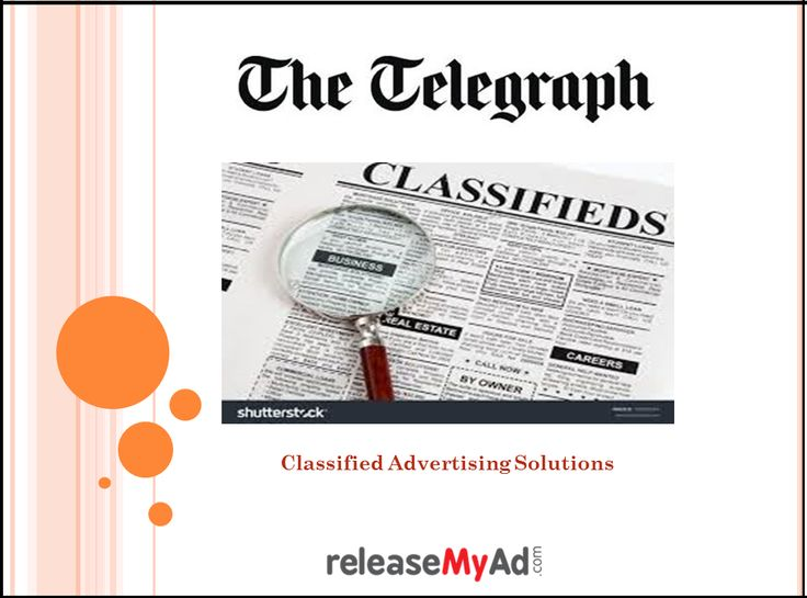 Now book The Telegraph newspaper advertisement online with online ad booking portal of releaseMyAd without extra cost. Visit:-  https://issuu.com/releasemyad/docs/the_telegraph_newspaper_advertiseme