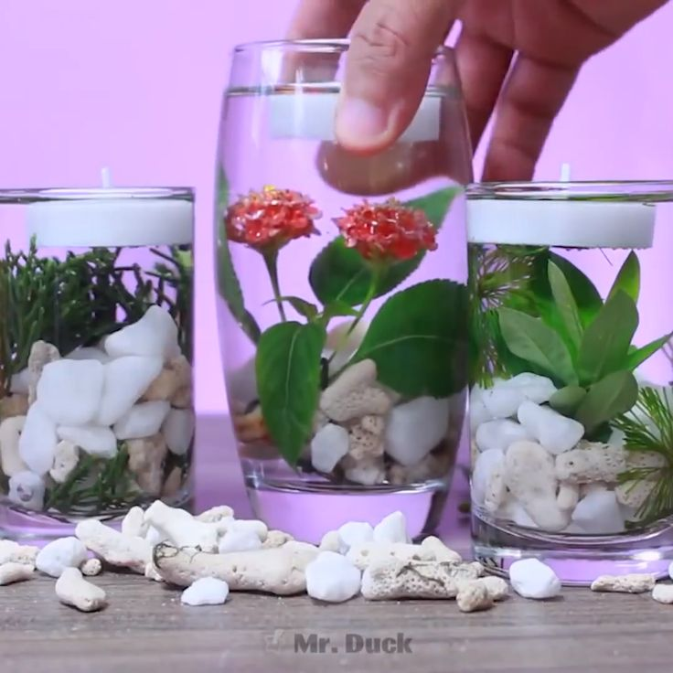AWESOME DIY CANDLE IDEAS!