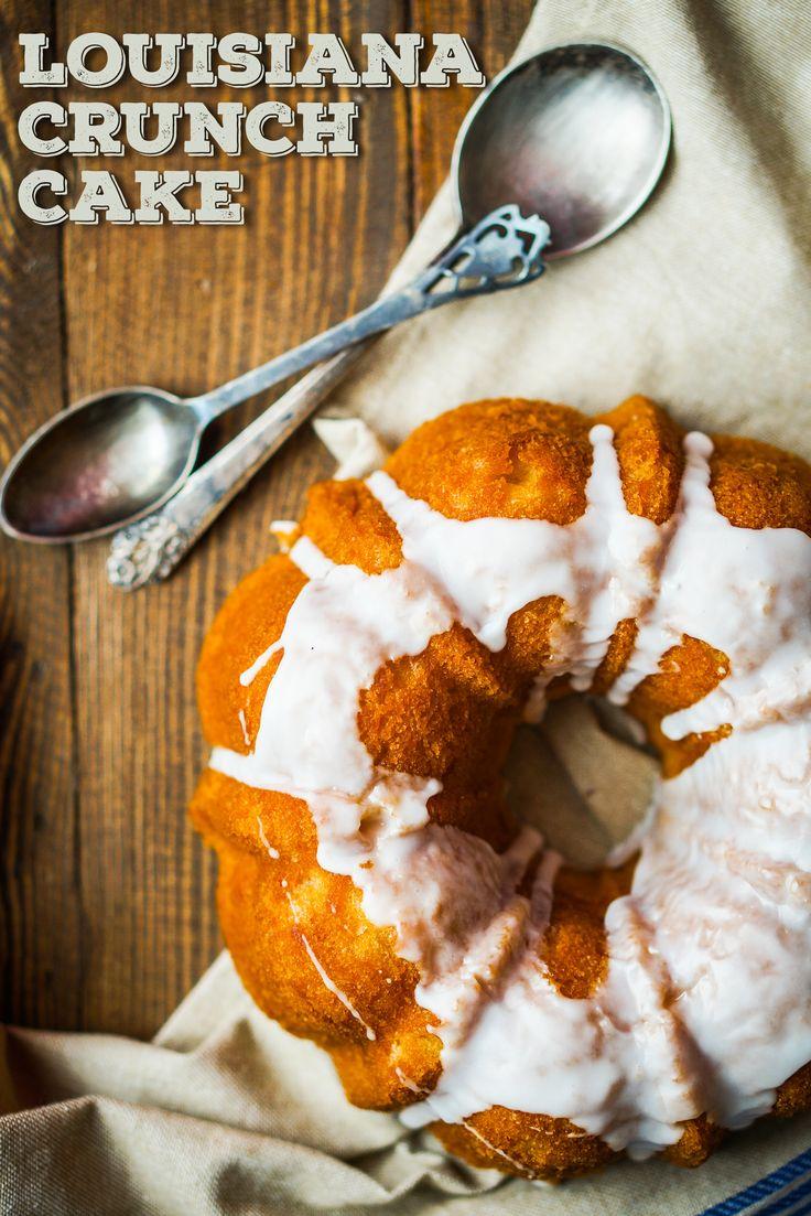 Louisiana Cakes Recipes