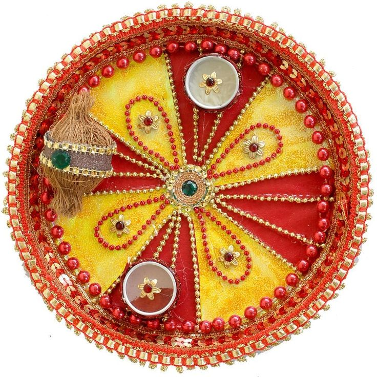 195 best aarti thali pooja thali decoration images on for Aarti thali decoration with clay