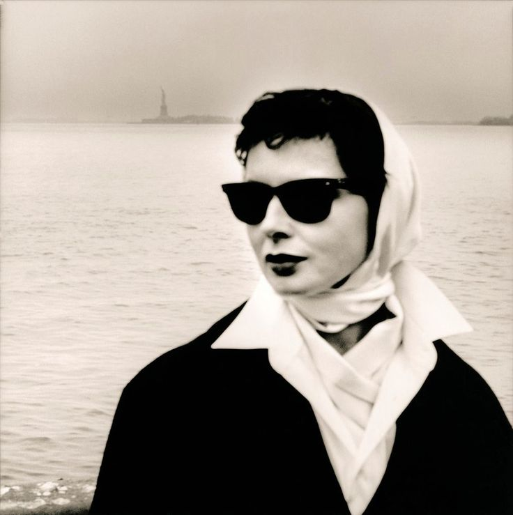 Isabella Rossellini by Anton Corbijn, 1993