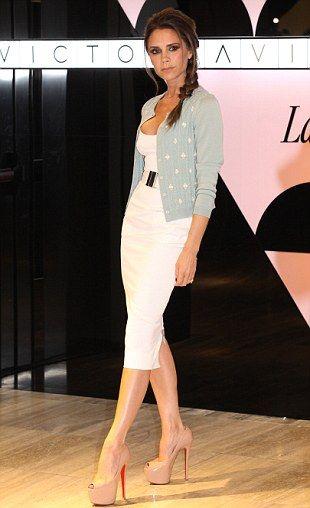 Victoria Beckham always looks work ready