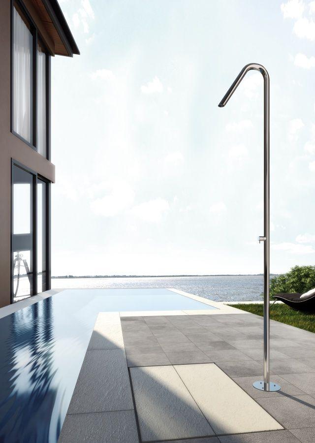 27 besten GARTENDUSCHEN Bilder auf Pinterest Duschen, Atlantis - ideen gartendusche design erfrischung