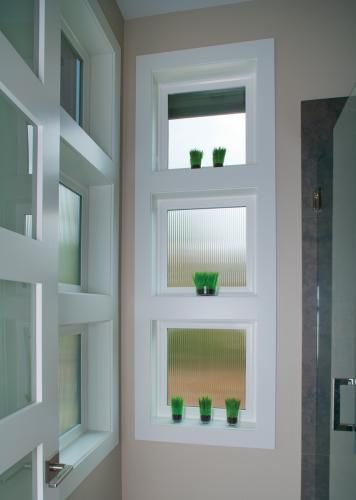tuscany series triple mulled picture window with privacy glass on bottom two view our photo
