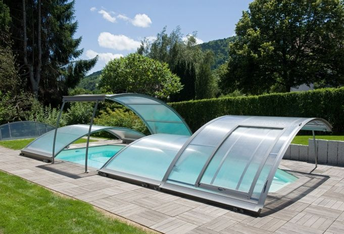 La oferta de Piscium para este otoño: descuento del 25% en las cubiertas de piscina de Abrisud