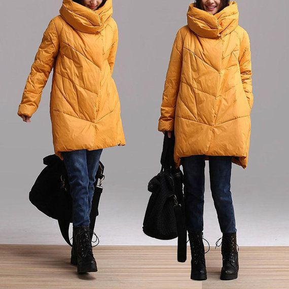Hey, I found this really awesome Etsy listing at https://www.etsy.com/listing/120760121/yellow-lantern-jacket-warm-winter-long