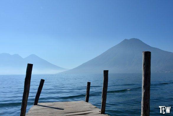 Lago de #Atitlán, #Guatemala