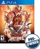Guilty Gear Xrd -Sign- - PRE-Owned - PlayStation 4, Multi, PREOWNED