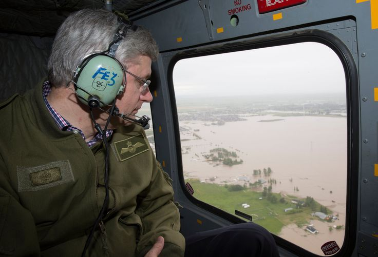 'I Don't Think Any Of Us Have Seen Anything Like This' - VIDEO - Alberta Flooding