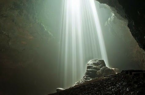Cave in java indo