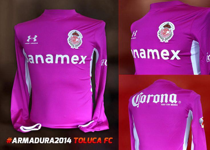 Fotogalería Especial - Armadura 2014 Deportivo Toluca FC - Deportivo Toluca F.C.