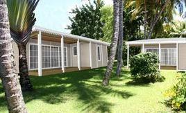 Villa Maorie au Camping Mayotte Vacances,Biscarrosse,Landes