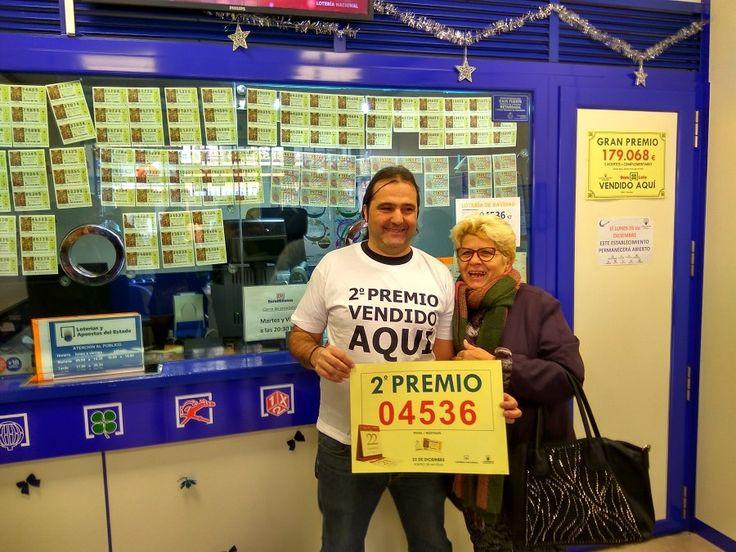 MÓSTOLES / Once décimos devuelven la ilusión a la ciudad con el Segundo Premio de la Lotería de Navidad