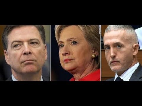 Trey Gowdy Finds Out FBI Director James Comey Wont Re Open Hillary Clinton Investigation....