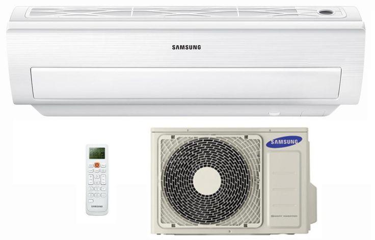Samsung Good AR09HSFNCWKNZE  Samsung BETTER 1 TRIANGLE AR09HSSDBWKNEU / AR09HSSDBWKXEU inverteres klíma  Beltéri min. zajszint 16 dBA, Full HD Filter Fűtés - 15 C-ig S-Plasma Ion, Wi-Fi vezérelhetőség Hűtő teljesítmény: 2,5 (0,97 - 3,3) KW Fűtő teljesítmény: 3,2 (0,97 - 5,4) KW SEER: 7,1, SCOP: 4,0 Energiaosztály: A++ / A++ Vírusdoktor légtisztító funkció Háromszög forma, emelt energiahatékonyság!    I Klímaszerelés Budapesten és környékén: http://www.klima-budapest.eu