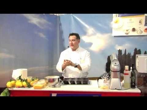 Delizie al limone (Pan di Spagna