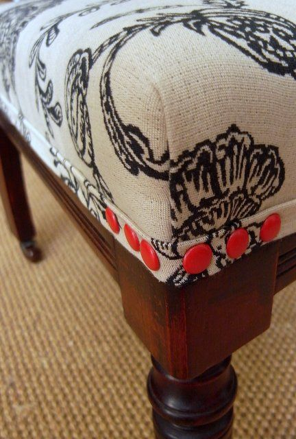 Pomegranate Nursing Chair by Boxinghare.