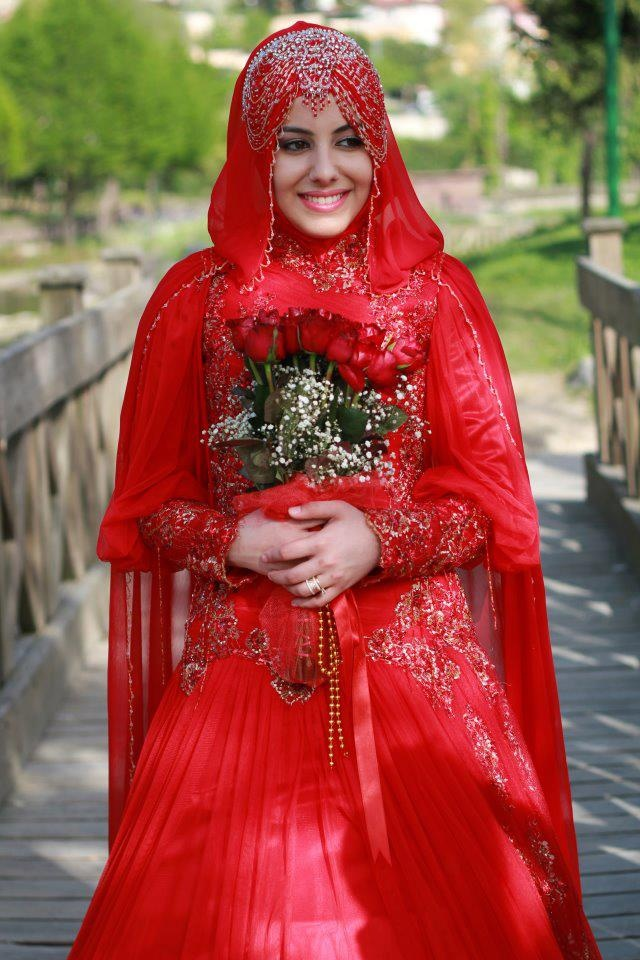 Turkish Brides ☪ This is really beautiful!