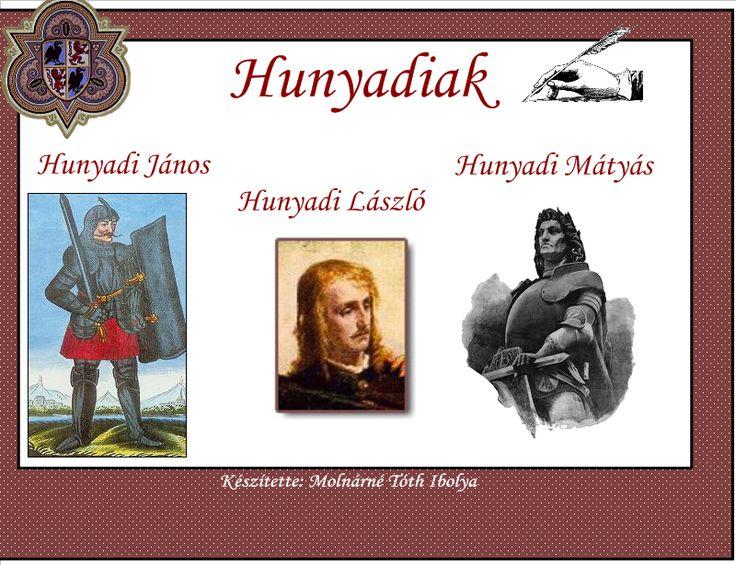 Fotó itt: Akikért, a déli harang szól... interaktív tananyag a Hunyadiakról  - Google Fotók