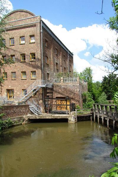 Wassermühle  der Stadt Grevenbroich