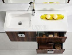 UMS-1000/360 umywalka meblowa, seria ARIETTA, Sanitti #washbasin #bathroom #lazienka