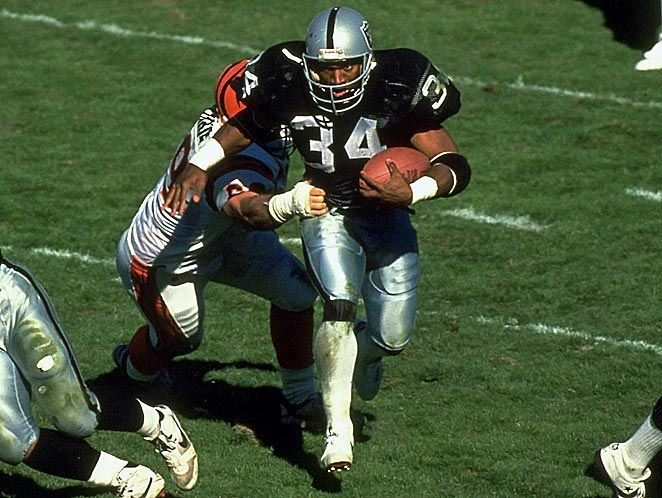 Bo Jackson, Los Angeles Raiders