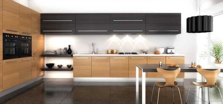 Mebel Kitchen Set Minimalis